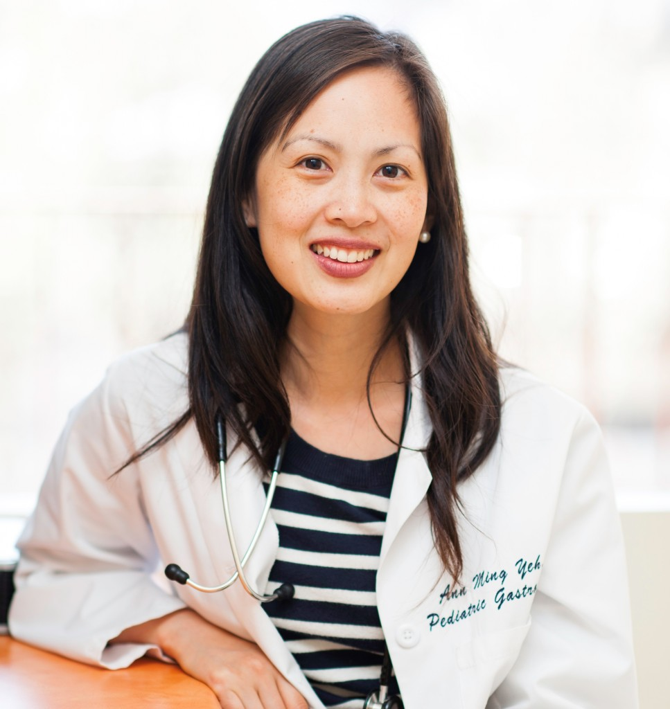 Ann Ming Yeh, MD, Assistant Professor of Pediatrics–Gastroenterology